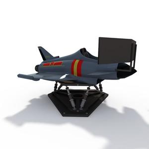战斗机飞xing仿真模拟器